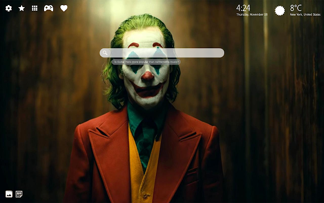 Joker Wallpaper & Joker 2019 Movie Theme