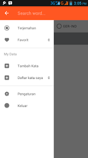 Kamus Indonesia Jerman Offline- screenshot thumbnail