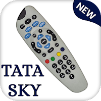 Universal Remote Control For Tata Sky