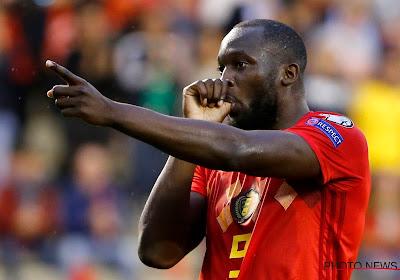 "Romelu Lukaku : ""L'équipe s'améliore match après match"""