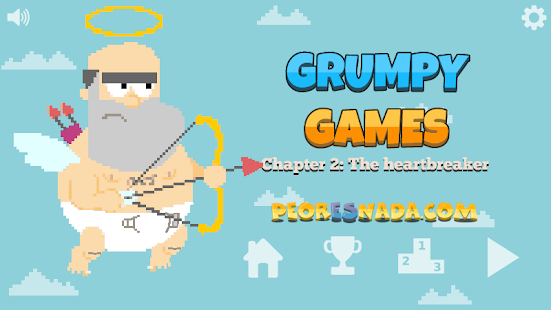 Grumpy Games- screenshot thumbnail