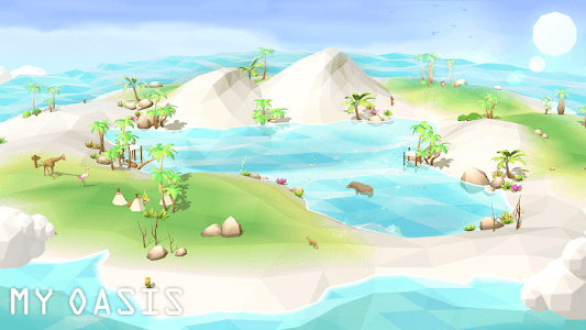 My Oasis Season 2 : Calming and Relaxing Idle Game 2.012 (Mod Money)
