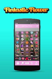 Flower Stickers For Photos ❁ - náhled