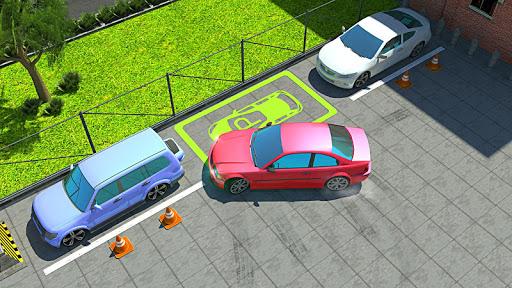 Real Parking Simulator  άμαξα προς μίσθωση screenshots 1