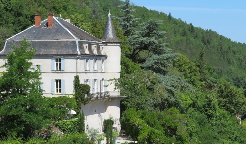 Château Luzech
