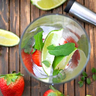 Strawberry Mojito Recipe