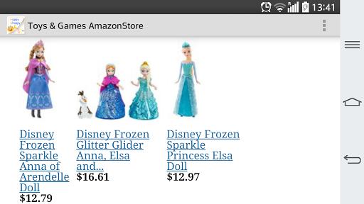 Toys Games market Amazon