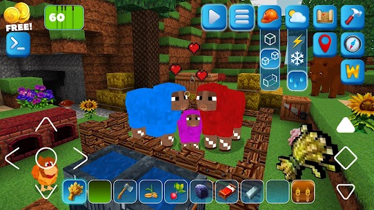 AdventureCraft: 3D Craft Building & Block Survival 1