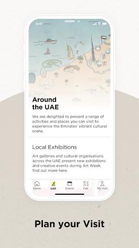Art Dubai screenshot 3