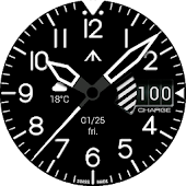 Pilot One Watch Face