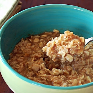 Apple Butter Oatmeal