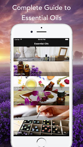 Download Essential Oils Reference Guide for doTERRA MOD APK 5
