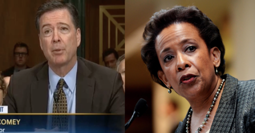 Loretta Lynch made sure investigation against Hillary Clinton didn't go too far