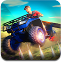 ATV Quad Bike Impossible Stunts Racing Mania Game icon