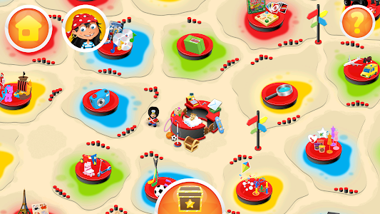 Fætter BR's app - til børn screenshot 1