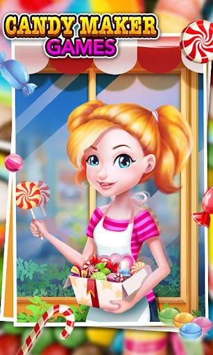 キャンディメーカー - 料理ゲーム
