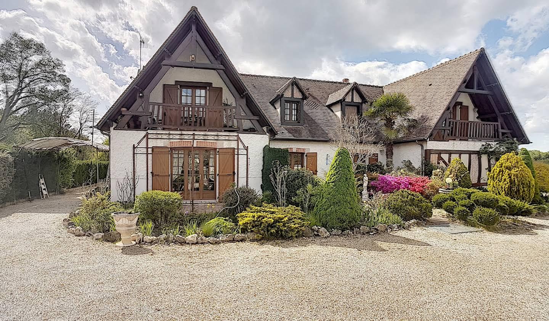 Maison avec jardin et terrasse Pruniers-en-Sologne