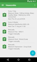 Screenshot of MeasureMe