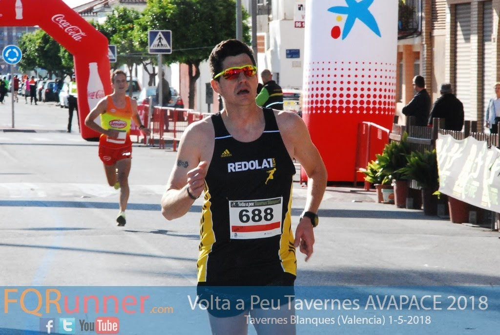 corredor del Redolat Team David Quixel Santos
