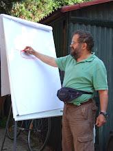 Photo: elméleti felkészülés a gyakorlati munkára https://www.facebook.com/reginakertgodollo