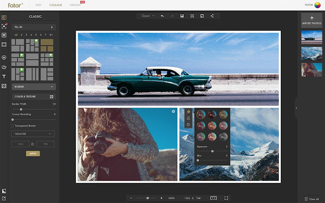 Best Photo Editing Websites