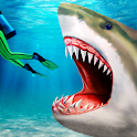 Angry Shark Revenge Simulator icon