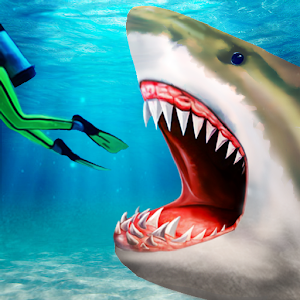 Angry Shark Revenge Simulator for PC and MAC