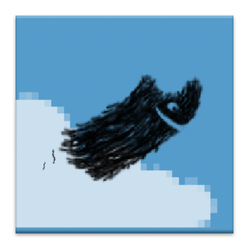 Endless Flying Floppy Beard (game)