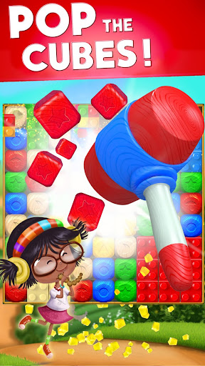 Toy Box Party Blast Time - Match Crush Toon Cubes  screenshots 2