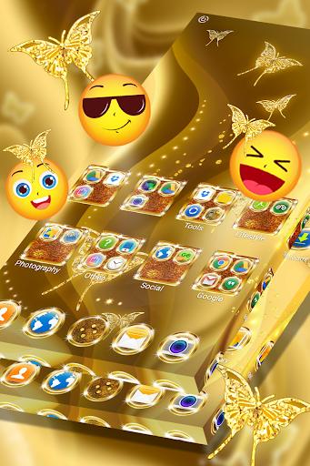 Golden Launcher 1.284.1.83 screenshots 4