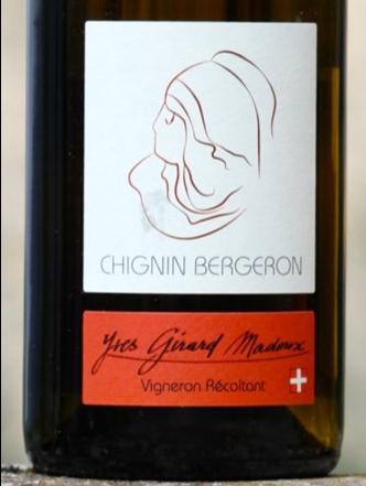 Chignin Bergeron - Echalas