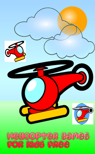 Helicopter Games For Kids Free