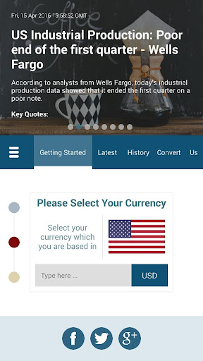 Currency Exchange Rates Live Screenshot 14