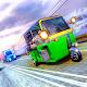 Free Rickshaw Shooting Race: Traffic Time