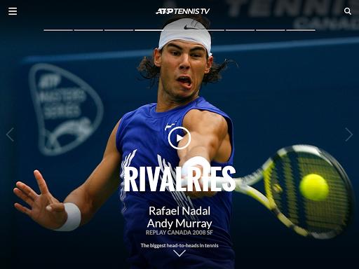 Tennis TV - Live ATP Streaming 2.3.4 screenshots 18