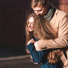 Bryllupsfotograf Anna Prokopovich (hannaphota). Bilde av 31.03.2019