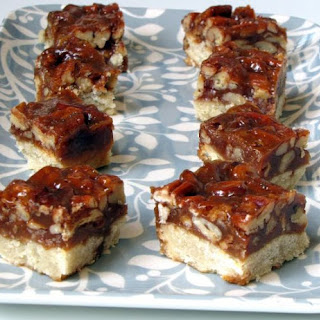 Caramel-Pecan Bars