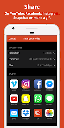 Videoshop - Video Editor APK screenshot thumbnail 5