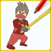 App Learn How to Draw NinjaGo APK for Windows Phone