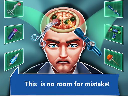 ER Hospital  5 u2013Zombie Brain Surgery Doctor Game 1.1 de.gamequotes.net 2