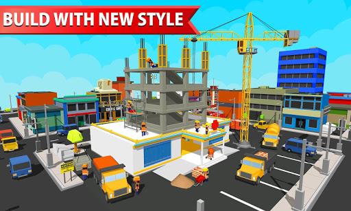 Hospital Craft: Building Doctor Simulator Games 3D 1.2 screenshots 1