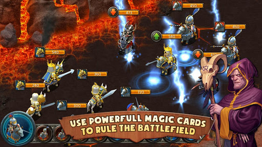 Kingdoms & Lords screenshot 2