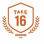 Logo for Take 16 Brewing Company