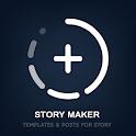 Reel Story Maker - Story Editor for Instagram icon