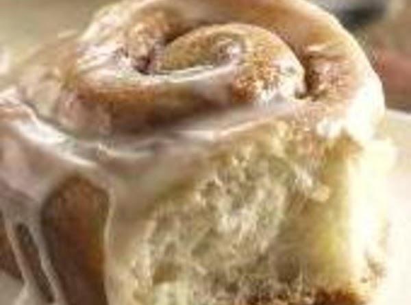 From Scratch Cinnamon Yeast Rolls Recipe