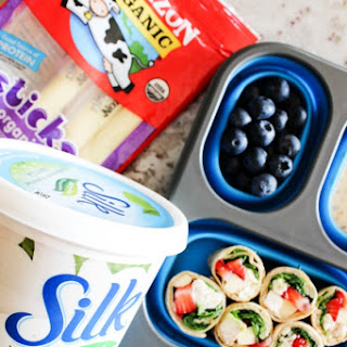 Strawberry Chicken Salad Wrap & Best Tips for Back to School Lunches