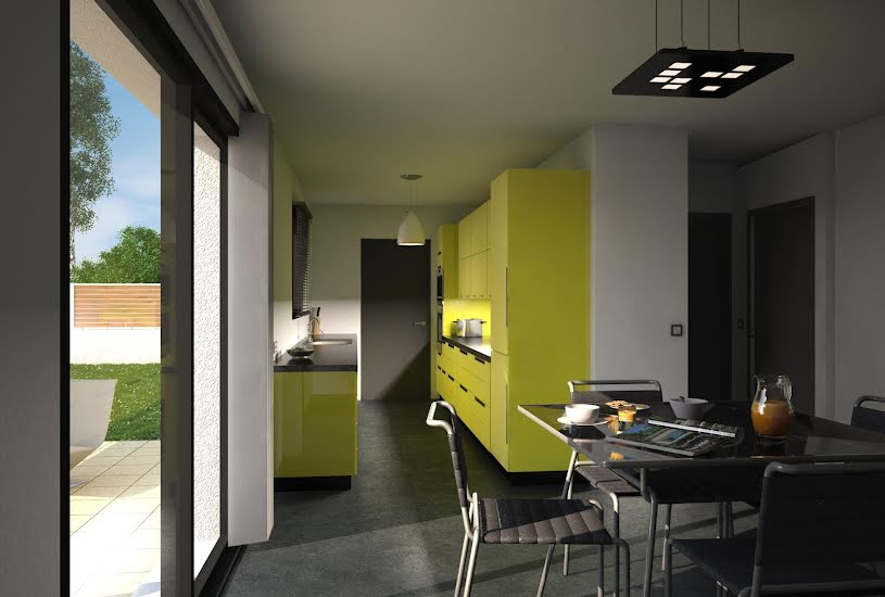 Vente Terrain + Maison - Terrain : 600m² - Maison : 120m² à Neuillé-Pont-Pierre (37360)
