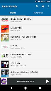 Radio FM 90s - náhled