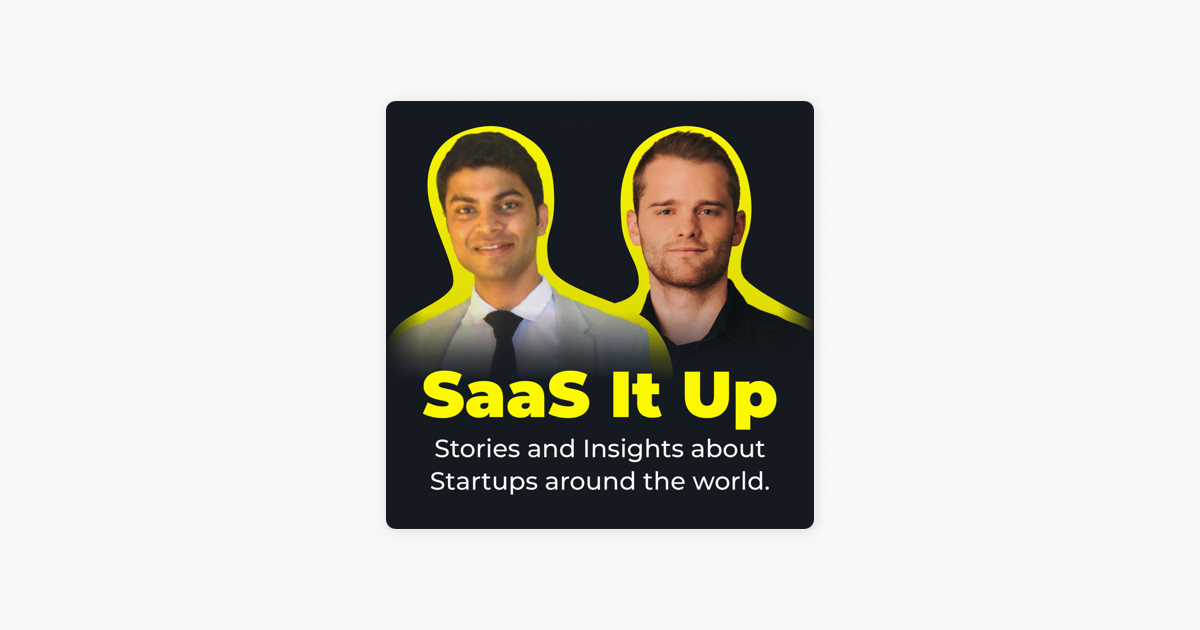 SaaS It Up Podcast