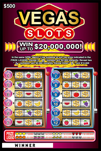 Lotto Scratch u2013 Las Vegas  screenshots 3